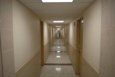 Rose Park - Ground Floor Hallway